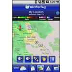 Google Android Weatherbug Weather Radar Maps