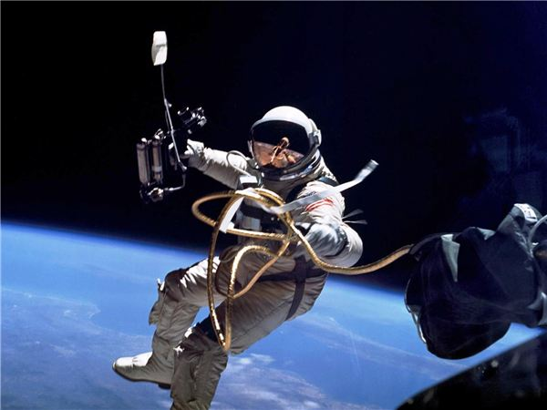 America's First Spacewalk