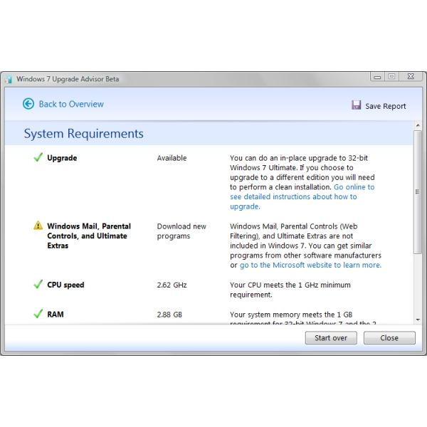 What is Windows Vista end of support