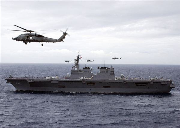 Helicopter Carriers