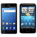 HTC Inspire vs. Samsung Infuse - The 4G Battle