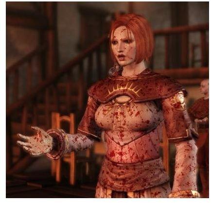 Leliana Dragon Age Leliana