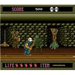Rick Wears a White Mask in the Arcade Version of Splatterhouse, and a Pink Mask in the TurboGrafx-16 Port