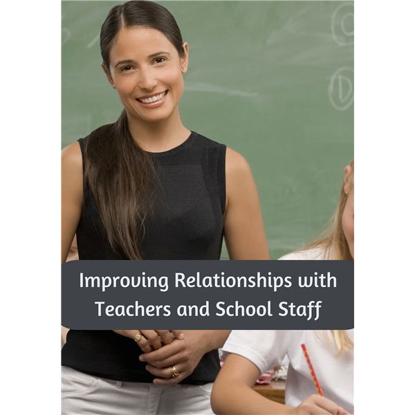 teacher and support staff relationship