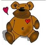 cute-valentinesday-graphics-kids-brown-bear-heart