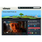 Vimeo gets less traffic but has more features than YouTube.