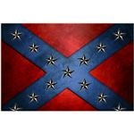 rebel-flag-textured