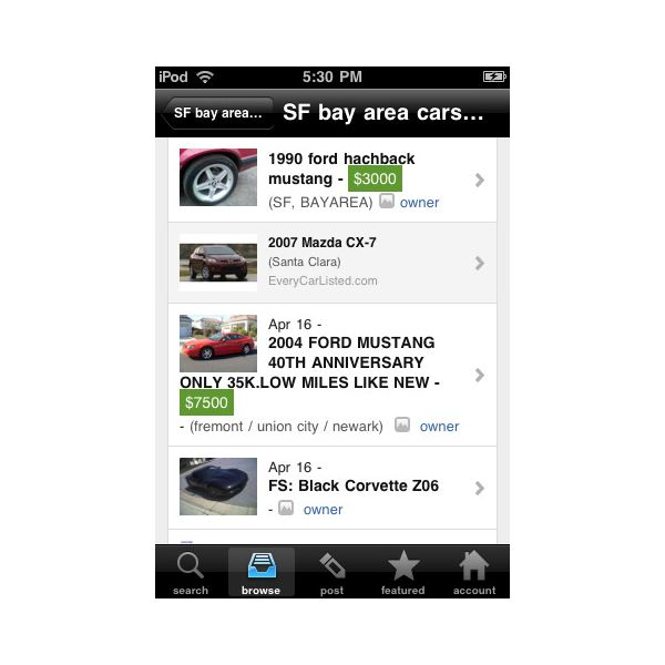Best iphone apps for craigslist
