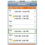 myhours iphone app