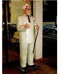 Colonel Sanders in Japan