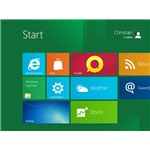 The new Windows 8 Start screen negates the requirement for a Start button