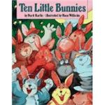Ten Little Bunnies by Nurit Karlin