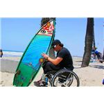 Disabled Pro Surfer Christiaan Bailey