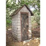 Lighthouse Keeper's Cottage Outhouse