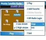 Mobile Satellite Radio