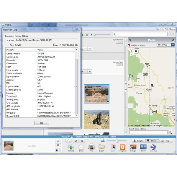 geotagging using digital repeat photography to How to geotag your photos then software can later work out where you were when you took a picture and write it to the photo the amod agl3080 gps data logger (we.