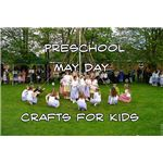 Preschool May Day Crafts for Kids