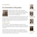Screenshot Verdin Clocks and Bells Six Generations of Expertise