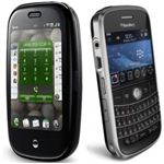 blacberry bold vs palm pre via onegta.com