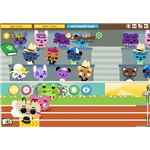 Pet Society Game - Hurdle Race Screenshot