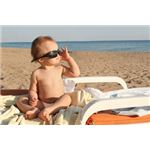 Baby at the Beach by Vacationplanning.net