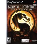 Mortal Kombat: Deception Boxshot