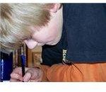 kids writing by prinqu1963--very busy! flickr. com
