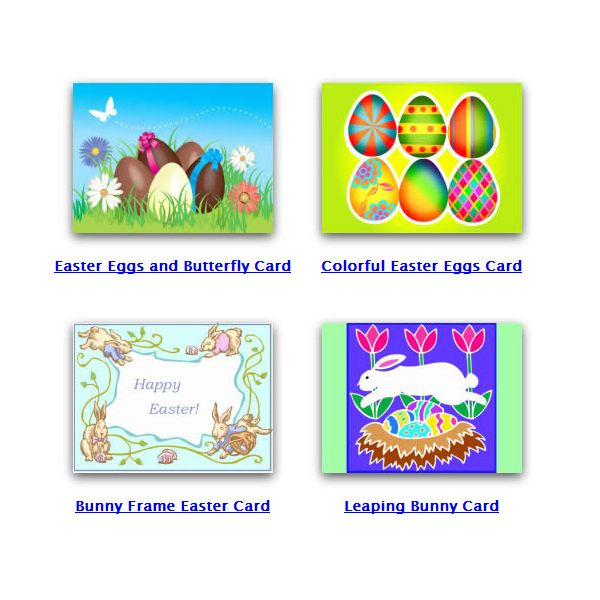 Top 10 Websites to Use for Free Printable Easter Cards