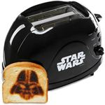 Darth Vader Bread Imprinting Toaster
