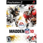 Madden NFL 2010--Top 10 PS2 Games of 2009