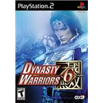 Dynasty Warriors 6 BoxShot
