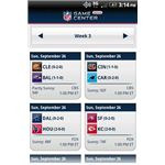 Top 10 Android Sports Apps - NFL.COM Game Center Lite