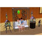 The Sims 3 Outdoor Living Stuff new items and hairstyles