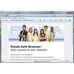 Panda Safebrowser