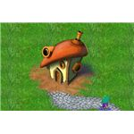 Create Avatar Home - Planet Cazmo MMO Game Screenshot