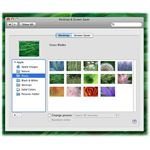 Wallpaper Settings in Mac OS X
