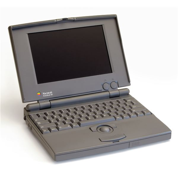 The History of Apple Laptop Computers