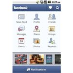 facebook for Androids