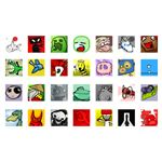Kongregate default avatars