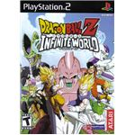 Dragonball Z Infinite World Box Shot