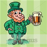 Must Have Menus Leprechaun Clipart