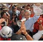 682px-Mina San José -Piñera con mensaje de mineros atrapados