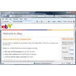 KIS failed to block fake eBay site
