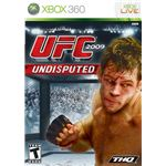 UFC 2009 Undisputed Xbox 360 version