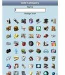 MiBudget Add Category
