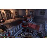 Dragon Age II Walkthrough - Family Matter - The Crazed Guard Comanders - Bottlenecking Them on the Stairs
