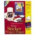 Sticker paper