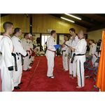 Tae Kwon Do Belt Colors - Photo by Flickr user derekWwyatt