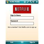 Mobile Manager for Netflix Screenshot
