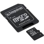Professional Kingston MicroSDHC 4GB